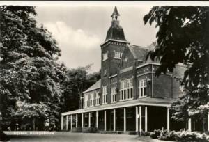 1968 Parkgebouw