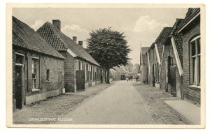Oranjestraat 1942