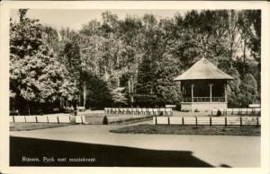 Park muziektent 1959