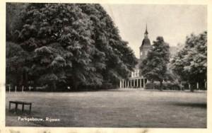 Parkgebouw 1953
