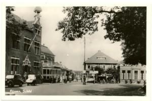 Schild 1957