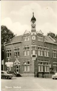 Stadhuis 1962