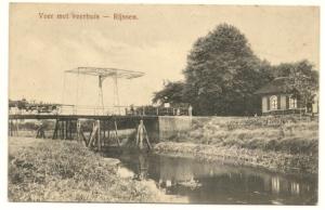 Veer met Veerhuis 1917