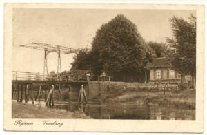 Veerbrug 1917
