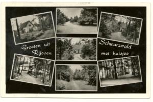 groeten schwarzwald 1965