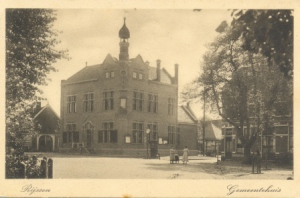 rijssen gemeentehuis