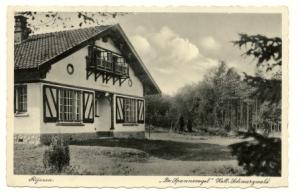 spannevogel 1942