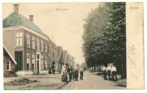 1905 Haarstraat Rijssen Uitgave J. Oldenkamp Foto S. Trompetter Deventer No. 59