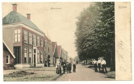 Haarstraat   Genealogi...H J Oldenkamp