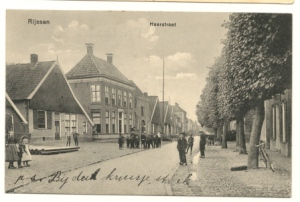 Haarstraat 1914