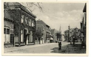 Haarstraat 1950-1960