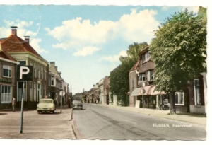 Haarstraat 1964
