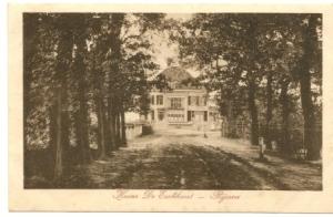 Huize de Eschhorst 1919