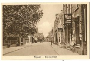 grootestraat 1930