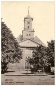 hervormde kerk tulpkaart