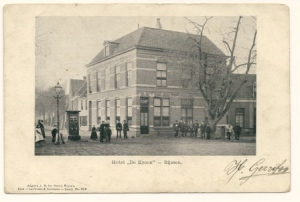 hotel de kroon 1903