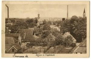 rijssen in vogelvlucht 1925