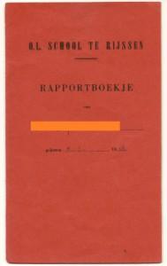 Rapport Schildschool