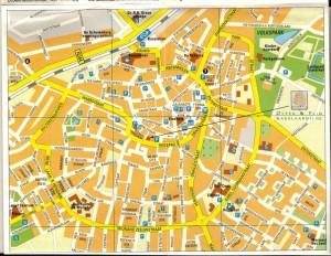 plattegrond 2001